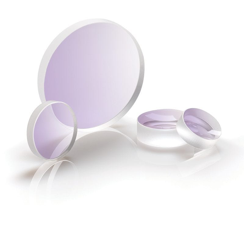 Bi-Concave Spherical Lenses