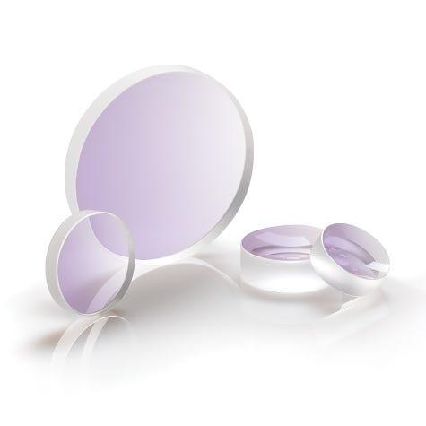 BICC-UV: Laser Grade Biconcave Lenses, Fused Silica