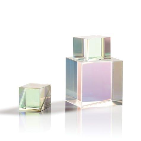 BSC: Broadband Hybrid Cube Beamplitter