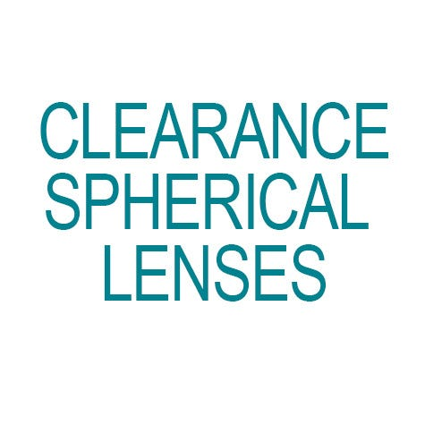 Clearance: Plano Convex-Spherical Lenses