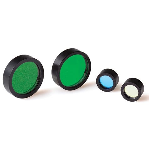 Discontinued:  F-VIS: Bandpass Interference Filters, Visible (400-749nm)