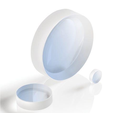 LUK: Image Grade Fused Silica Plano-Concave Lenses