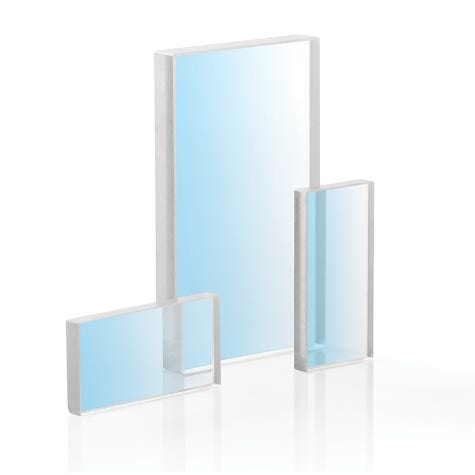 RM-UV: Plane Rectangular Mirror Blank Fused Silica