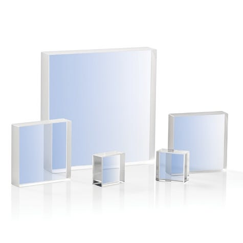SQM-UV: Plano Square Mirror Blanks Fused Silica