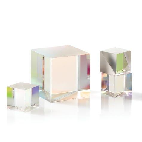 UPBS: UV Laser Line Polarizing Cube Polarizers